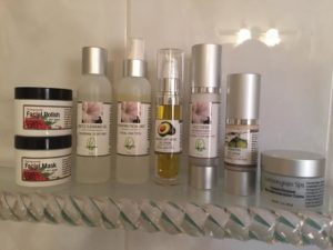 Lemongrass Face Care I