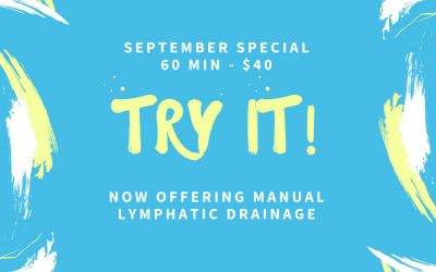 Manual Lymphatic Drainage – Part One – What is it?